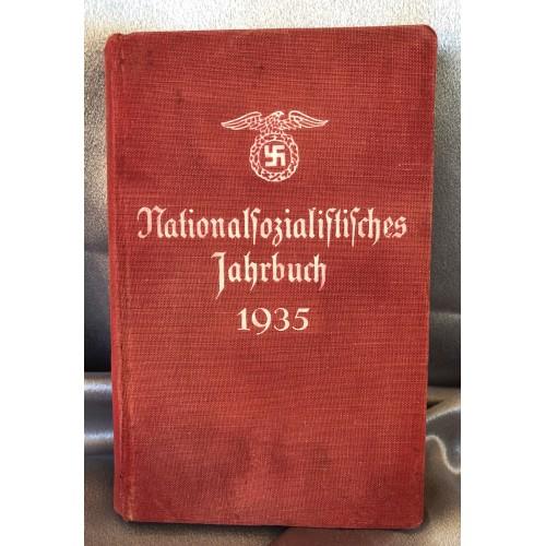 Nationalsozialistisches Jahrbuch 1935 # 6574
