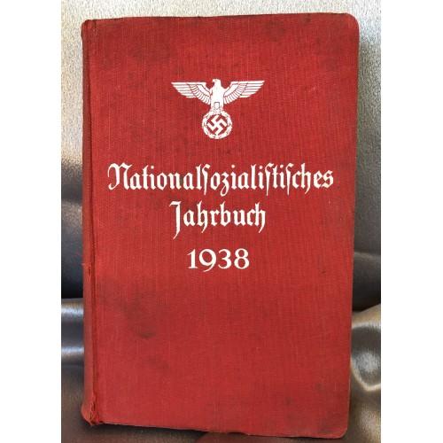 Nationalsozialistisches Jahrbuch 1938