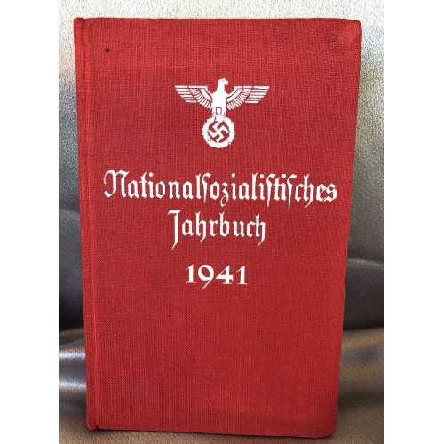 Nationalsozialistisches Jahrbuch 1941 # 6578
