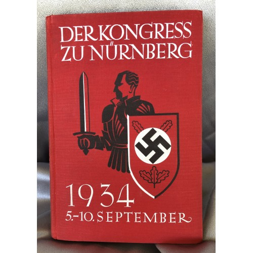 Der Kongress zu Nürnberg 1934 # 6585