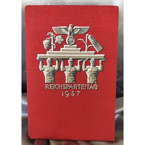 Reichsparteitag 1937 # 6588