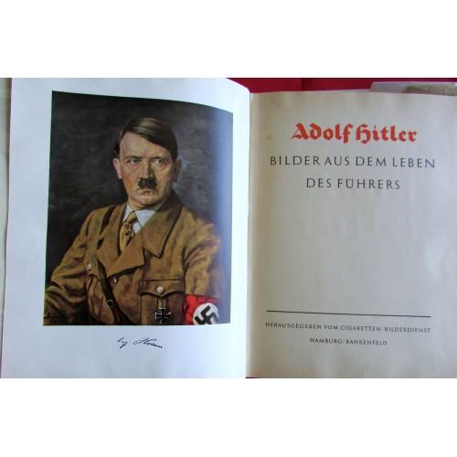 Adolf Hitler Bilder aus dem Leben des Führers # 6600