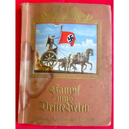 Kampf um's Dritte Reich eine Historische Bilderfolge # 6603