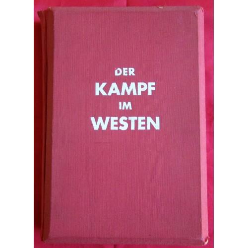 Der Kampf im Westen # 6606