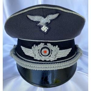 Luftwaffe Officers Visor # 6611
