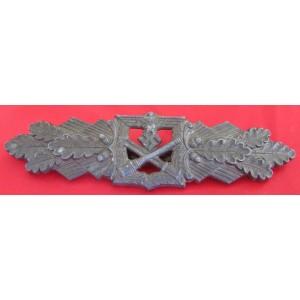 Bronze Close Combat Clasp # 6621