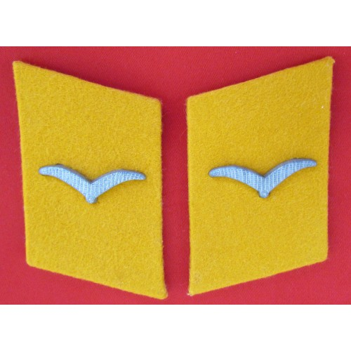Luftwaffe Flying Personnel Collar Tabs # 6627