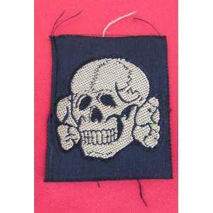 Waffen SS Camo Cap Skull # 6635