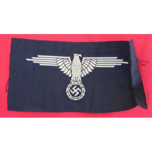 Waffen SS Bevo Camo Eagle # 6637