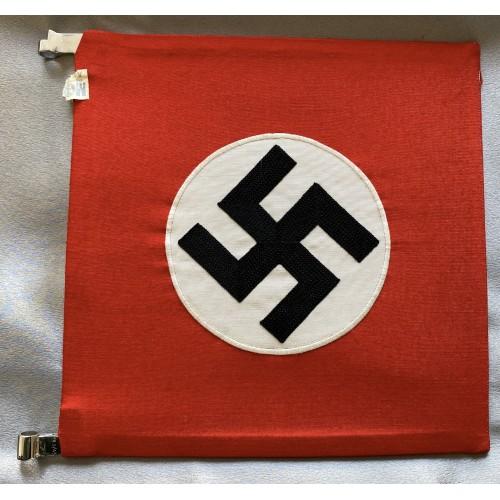 NSDAP Pennant # 6642