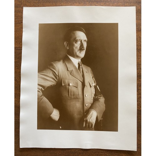 Adolf Hitler Photograph # 6645