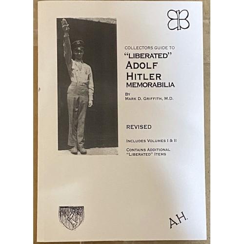 "Collector's Guide to ""Liberated"" Adolf Hitler Memorabilia # 6646"