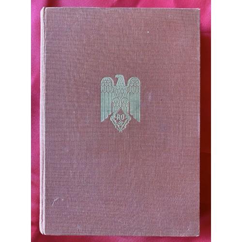 Jahrbuch der Auslands-Organisation der NSDAP 1941 # 6648
