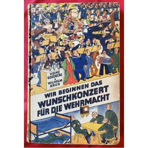 Wir Beginnen das Wunschkonzert für die Wehrmacht # 6650