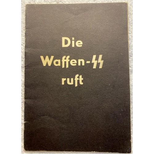Die Waffen-SS ruft # 6653
