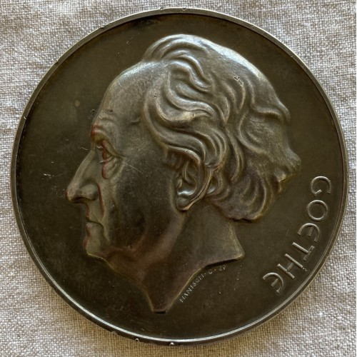 Goethe Medal for the Arts and Science # 6658