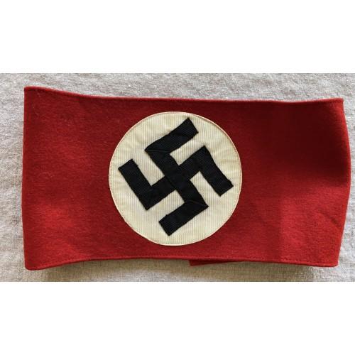 NSDAP Armband   # 6660
