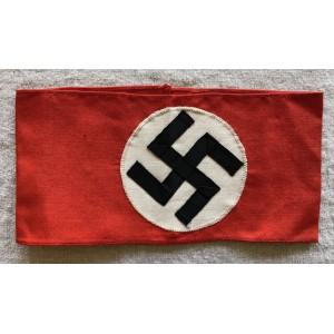 NSDAP Armband # 6661