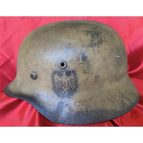 Afrika Korp Helmet # 6670