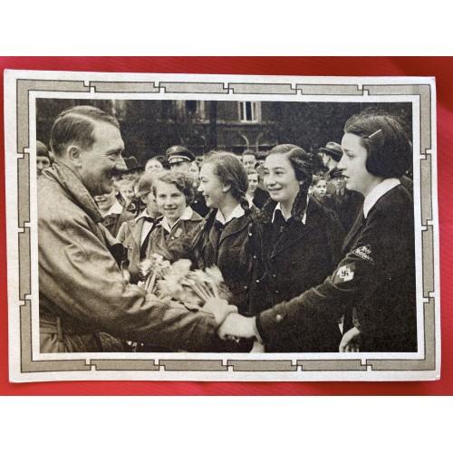 Hitler Postcard # 6685