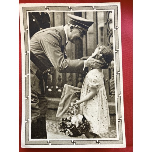 Hitler Postcard # 6686