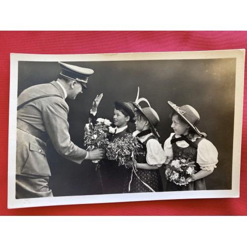 Adolf Hitler Postcard # 6702