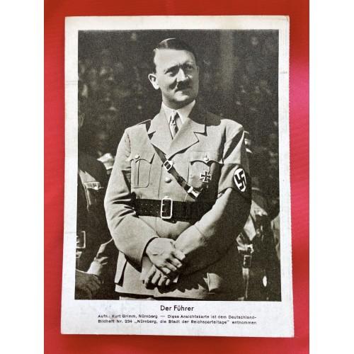 Der Führer Postcard # 6710