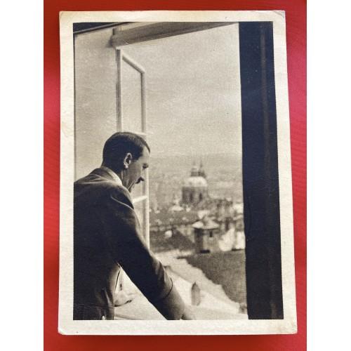 Hitler Postcard