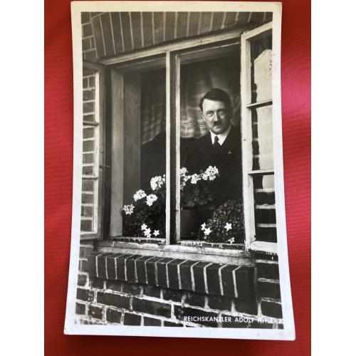 Reichskanzler Adolf Hitler Postcard # 6715