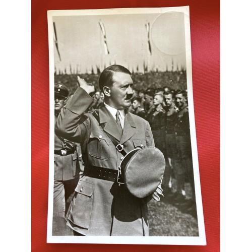 Adolf Hitler Postcard # 6722