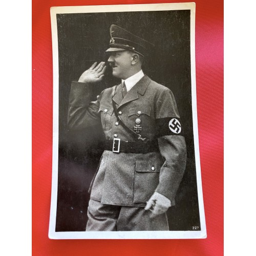 Adolf Hitler Postcard # 6723