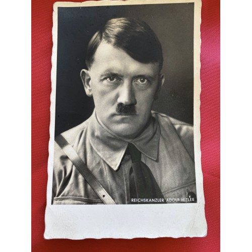 Reichskanzler Adolf Hitler Postcard # 6731