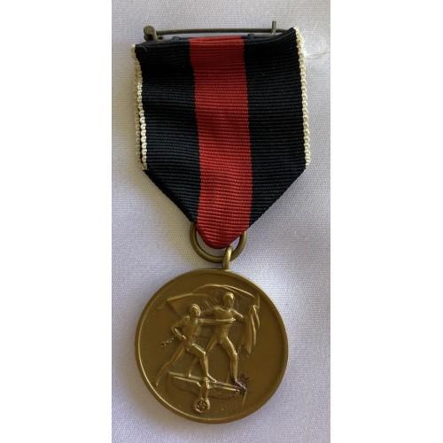 Sudetenland Medal  # 6741