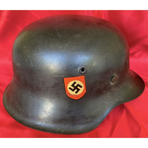 NSDAP Helmet # 6746