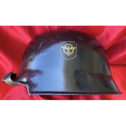 Police Fire Helmet # 6752