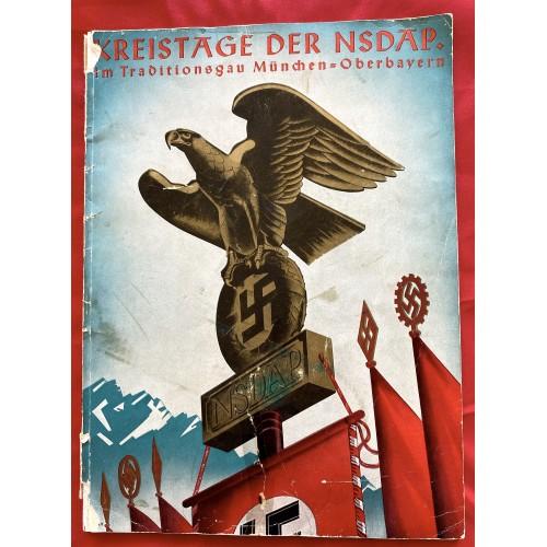 Kreistage der NSDAP München-Oberbayern # 6753