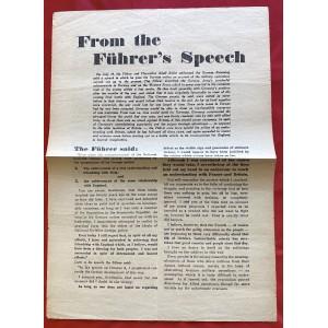 Führer Speech # 6755