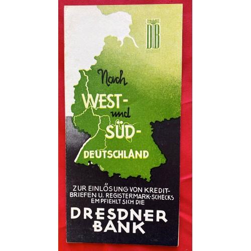 Dresdner Bank Brochure # 6761