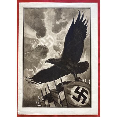 Deutsche Reichspost Telegramm # 6769
