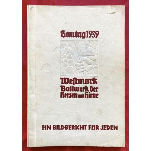 Gautag 1939 Westmark Bollwerk der Herzen und Hirne ein Bildbericht für Jeden # 6776