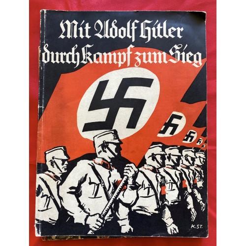Mit Adolf Hitler Durch Kampf Zum Sieg # 6777