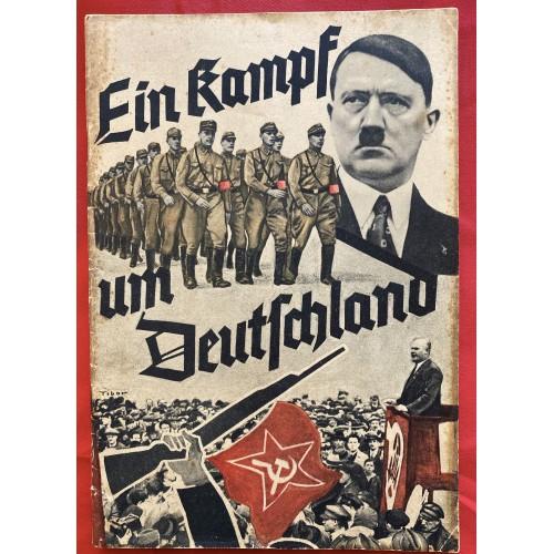 Ein Kampf um Deutschland # 6778