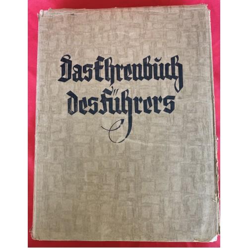 Das Ehrenbuch des Führers # 6788
