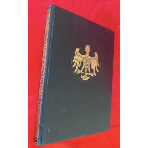 Friedrich Kriegbaum Nürnberg signed by Himmler
