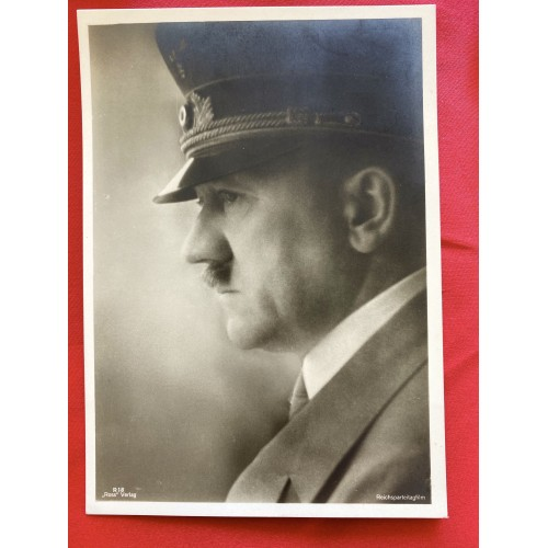 Adolf Hitler Postcard # 6816