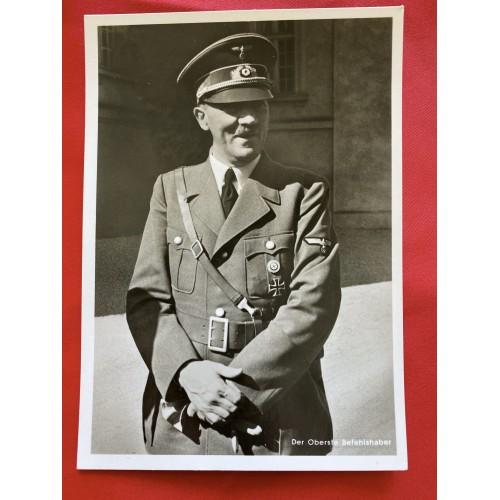 Oberste Befehlshaber Postcard # 6817