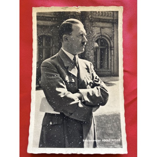 Reichskanzler Adolf Hitler Postcard # 6822