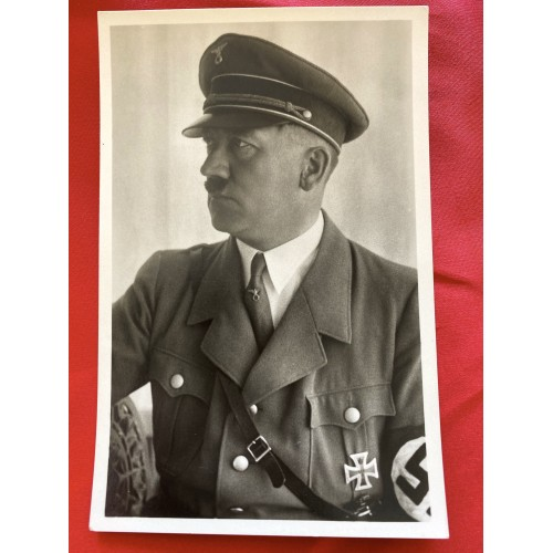 Reichskanzler Adolf Hitler Postcard # 6830