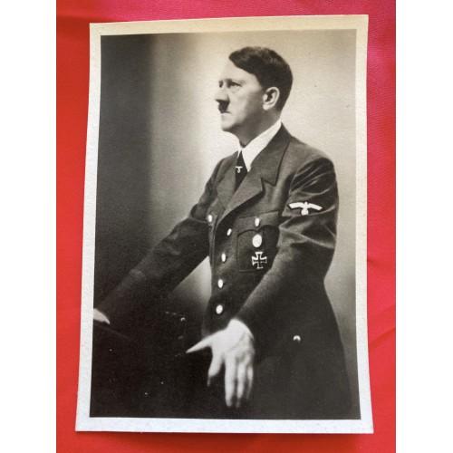 Hitler Postcard  # 6833