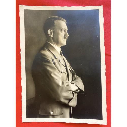 Adolf Hitler Hoffmann Postcard  # 6836